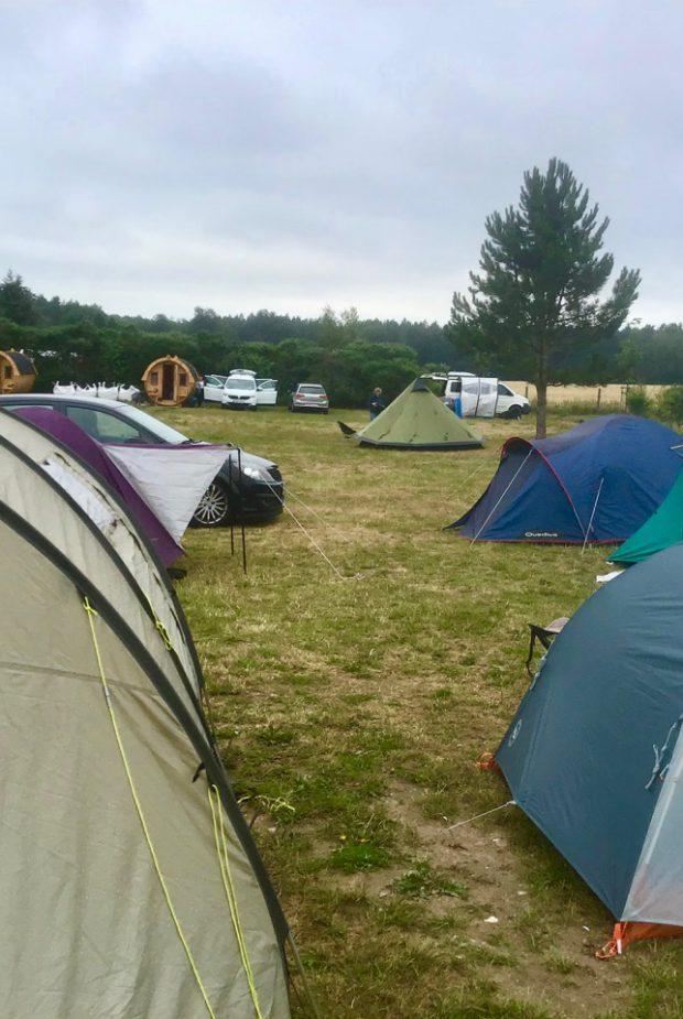 Campingplatz Liepnitzsee