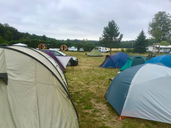 Campingplatz Liepnitzsee bitte online reservieren